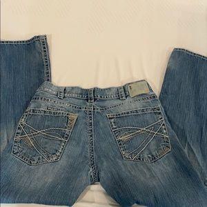 Silver Jeans co. Zac 925